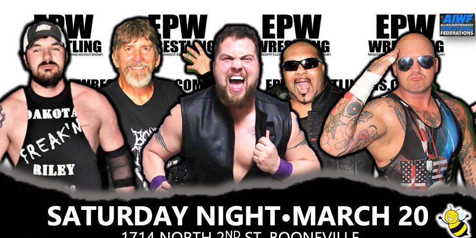 EPW Wrestling - Crossroads Clash Fallout!