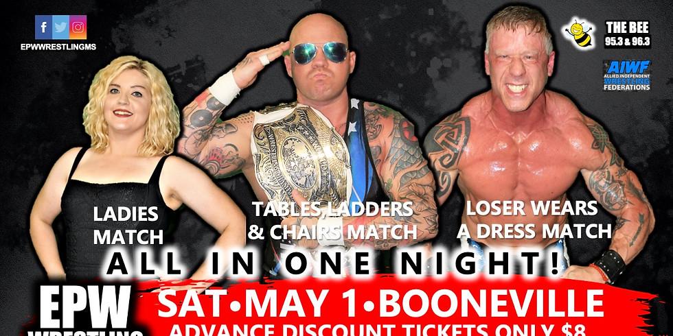 EPW Wrestling - 5.1.2021