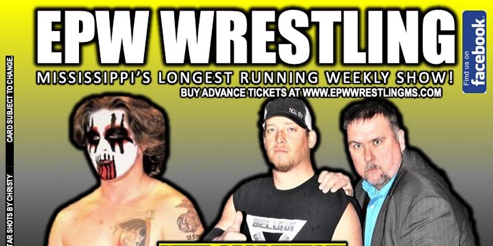 EPW Wrestling 3/9 - Cage Match!