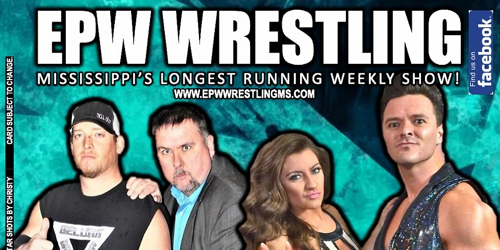 EPW Wrestling - The Starrs Return!