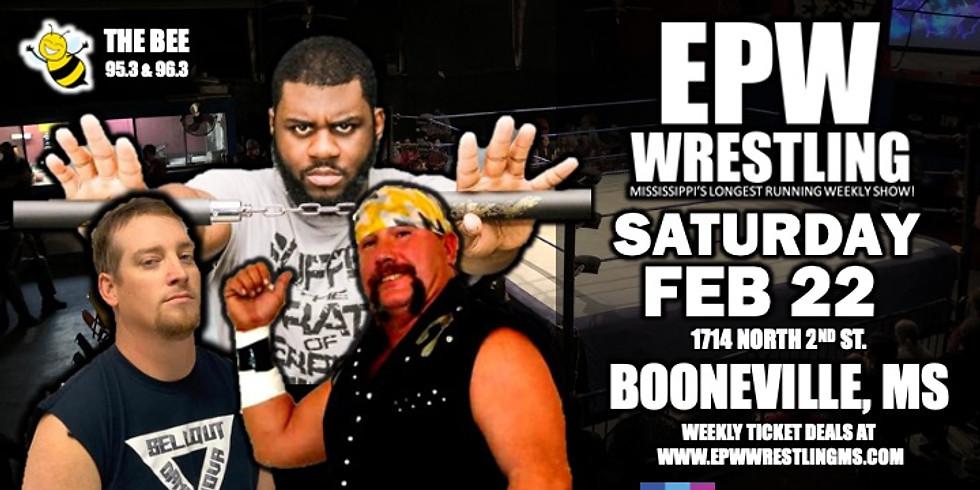 EPW Wrestling - Boogie Woogie Boy Returns