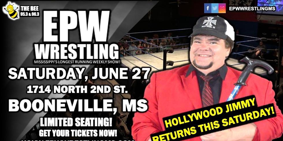EPW Wrestling - 6.27.20
