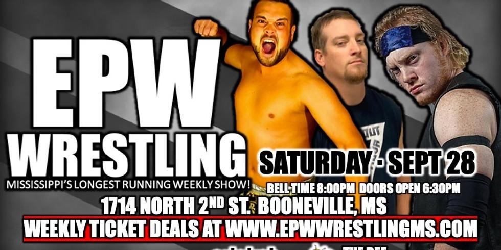 EPW Wrestling - 9/28