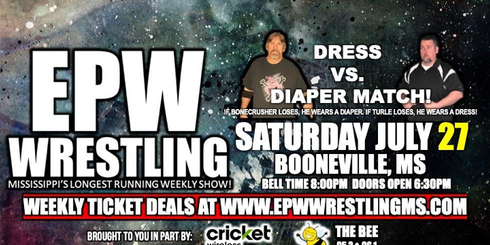 EPW Wrestling - 7/27