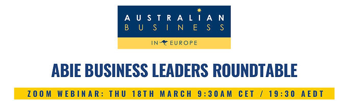 ABIE Business Leaders Roundtable