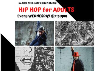 **NEW** Hip Hop Class with R.A.