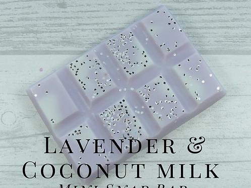Lavender & Coconut Milk Wax Melt