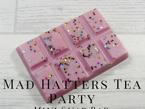 Mad Hatters Tea Party Wax Melt