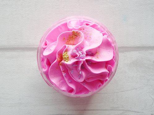 Plum & Rhubarb Whipped Cream Wash