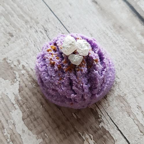 Cashmere Sweater Bubble Truffle
