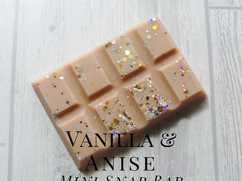 Vanilla & Anise Wax Melt