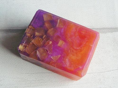 Arabian Nights Crystal Soap