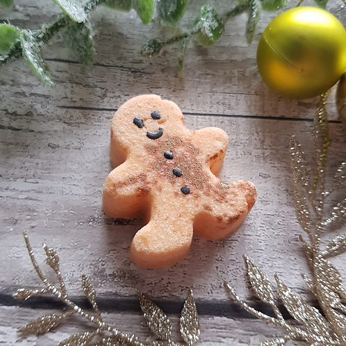 Gingerbread Man Bath Melt