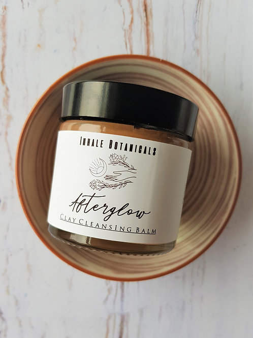 Afterglow Clay Cleansing Balm