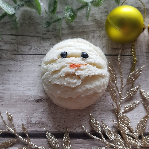 Snowman Bubble Truffle