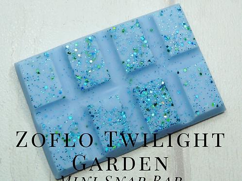 Zoflo Twilight Garden Wax Melt