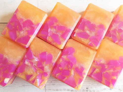 Paradise Crystal Soap