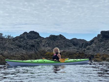 Guided Kayak Tours