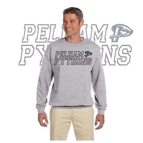 Sport Grey Gildan Adult Heavy Blend 50/50 Crewneck Sweatshirt