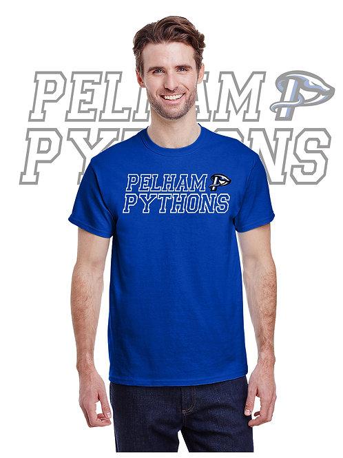 Royal Blue Gildan Adult Heavy Cotton T-Shirt