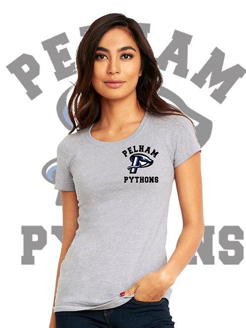Heather Grey Next Level Ladies' Ideal T-Shirt