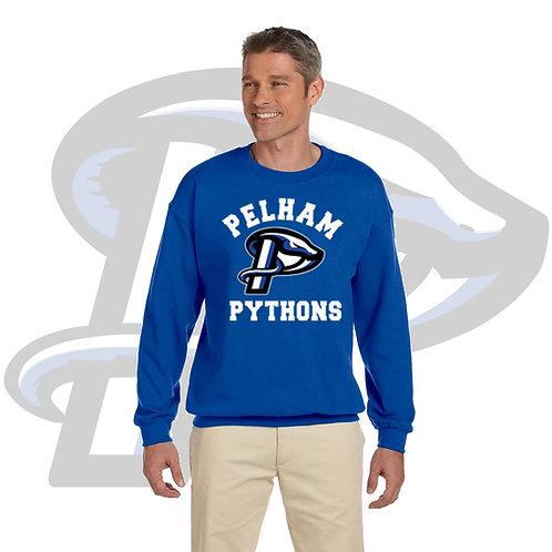 Royal Blue Gildan Adult Heavy Blend 50/50 Crewneck Sweatshirt