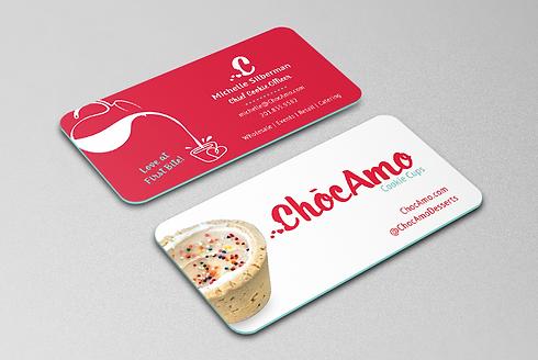 ChocAmo Business Card