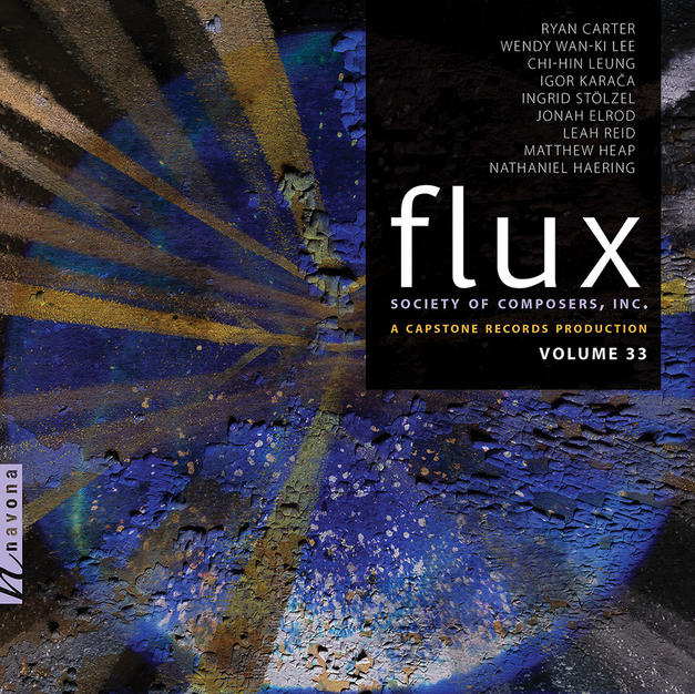 Flux Vol. 33, Society of Composers, Inc