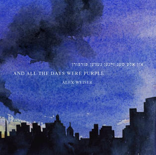 and all the days were purple