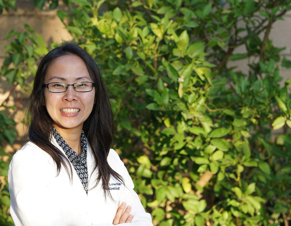 Dr Sheila Luwiharto orthodontist Family Tree Orthodontics