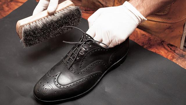 Engraxar seus sapatos