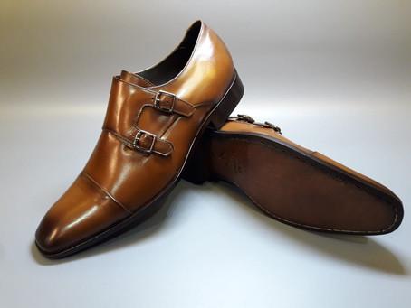 Monk Strap, o sapato do momento.