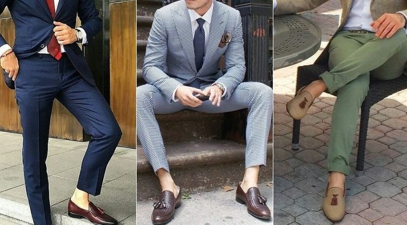 Sapatos com meias ou sem meias?