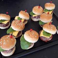 Copie de cocktail Miniburgersausésame
