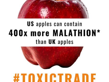 Defending UK Pesticide Standards From Trade Deals