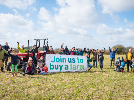 Join Kindling Trust to buy a farm and invest in the future of food and farming.