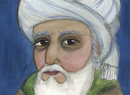 The Guest House (Rumi)