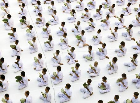 The Lived Experiences of Experienced Vipassana Mahasi Meditators