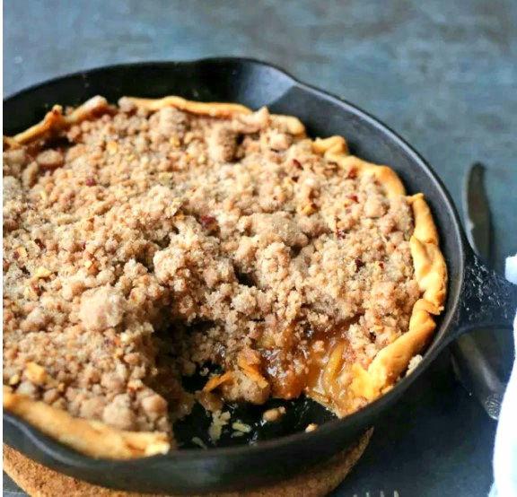 Dutch Apple Pie Class