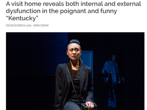 """A visit home reveals both internal and external dysfunction in the poignant and funny """"Kentucky"""""""