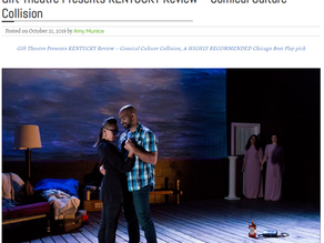Gift Theatre Presents KENTUCKY Review – Comical Culture Collision