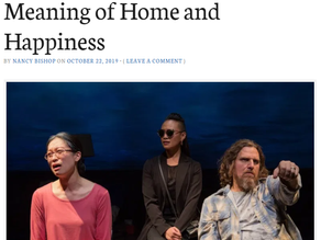 Kentucky by Gift Theatre, an Homage to the Meaning of Home and Happiness
