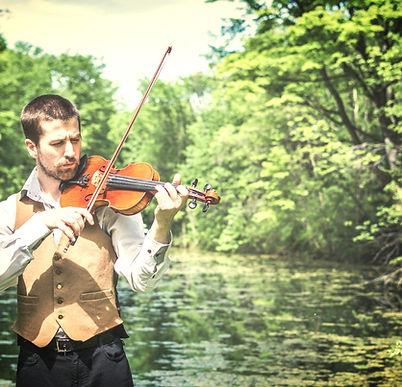 Tim S. Savard violoniste tromboniste compositeur arrangeur Montréal