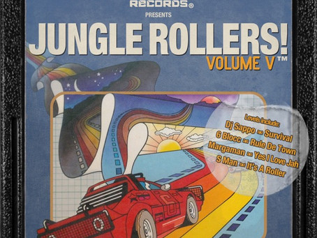 JUNGLE ROLLERS VOL.5 STILL AVAILABLE!