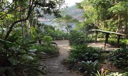 Entrada da trilha-site