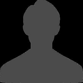 男性のシルエットアイコン素材 3.png