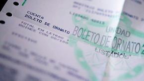 INCONSTITUCIONALIDAD DE LA EXIGENCIA DE PRESENTAR CONSTANCIA DEL BOLETO DE ORNATO