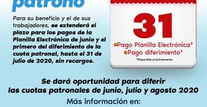 IGSS:  EXTENSIÓN DEL PLAZO DE PAGO
