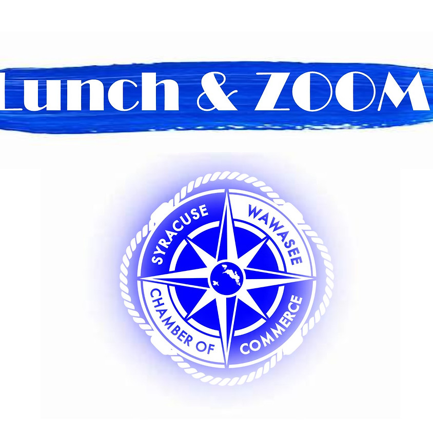 Lunch & ZOOM!