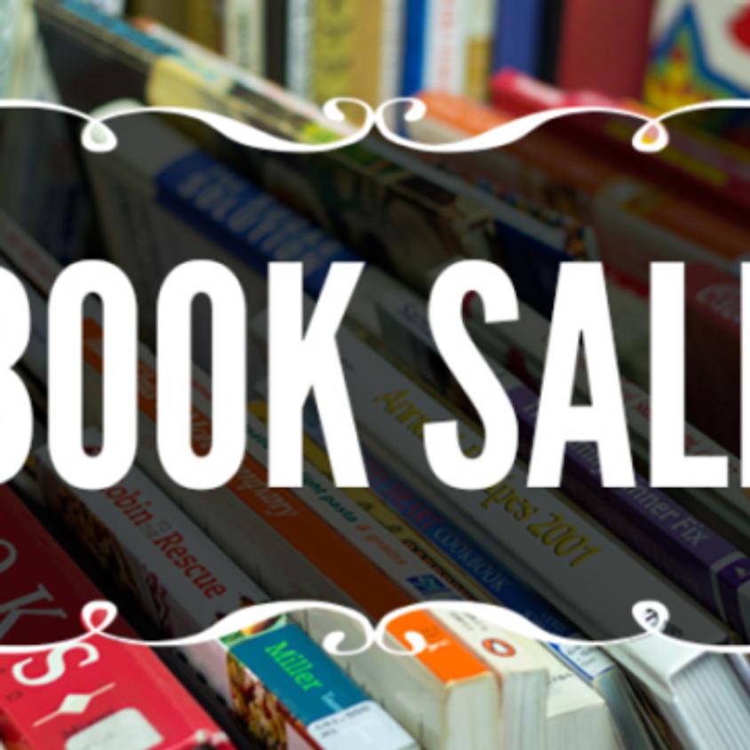 Friends Have a Book Sale